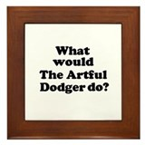 Artful Dodger Framed Tile