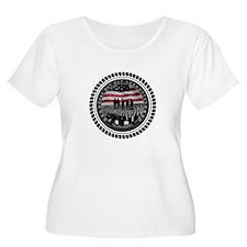 Fallen Heroes Plus Size T-Shirt