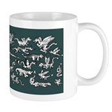 Spotlight on Lots O' Dragons grey Coffee Mug