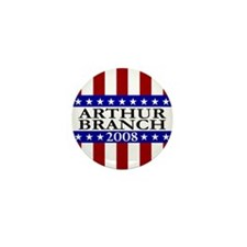 Arthur Branch Mini Button
