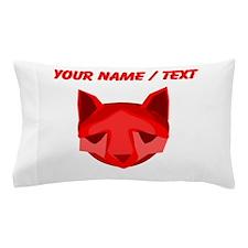 Custom Red Fox Pillow Case