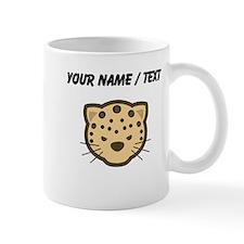 Custom Cute Leopard Mugs