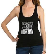 Iron Man MC 2 Racerback Tank Top