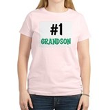 Number 1 GRANDSON T-Shirt