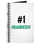 Number 1 GRANDKIDS Journal