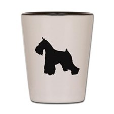 Cute Small dog Shot Glass