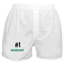 Number 1 GRANDDADDY Boxer Shorts