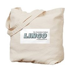 Lingo Support Tote Bag