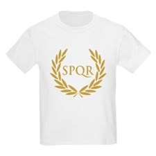 Rome SPQR Roman Senate Seal T-Shirt