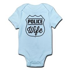 Police wife Body Suit