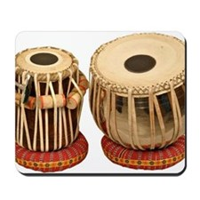 Beautiful Tabla Set Indian Percussion In Mousepad