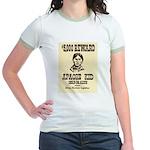 The Apache Kid Jr. Ringer T-Shirt
