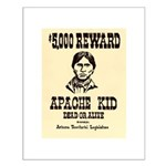 The Apache Kid Small Poster