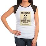 The Apache Kid Women's Cap Sleeve T-Shirt