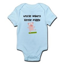 Uncles Little Piggy (Custom) Body Suit