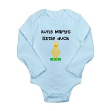 Aunts Little Duck (Custom) Body Suit