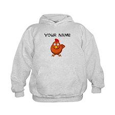 Custom Brown Chicken Hoodie