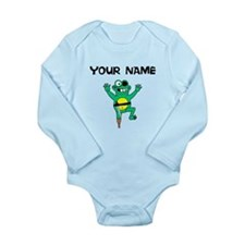 Custom Pirate Frog Body Suit