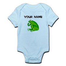 Custom Thinking Frog Body Suit