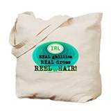 REEL HAIR Tote Bag