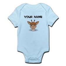 Custom Giraffe Body Suit