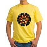 Beautiful Sun On Sunshine Yellow T-Shirt