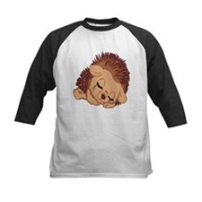 Sleeping Hedgehog Baseball Jersey
