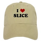 I Love SLICE Baseball Cap