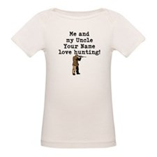Me And My Uncle Love Hunting T-Shirt