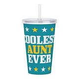 Best aunt Double-Wall Acrylic Tumbler