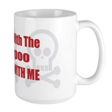 Mess With Cockapoo Mug
