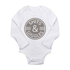 Sh*ts and Giggles Body Suit