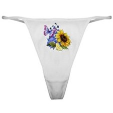 Sunflower Mix Classic Thong