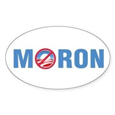 log-i-moron Decal