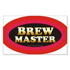 Brew Master Decal