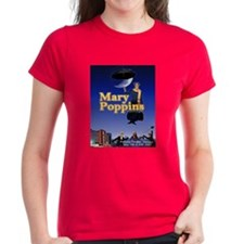 Unique Mary poppins Tee