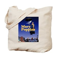 Cute Mary poppins Tote Bag