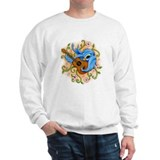 Song Bird Guitar Sweatshirt