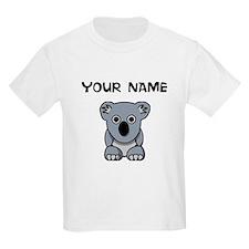 Custom Koala Bear T-Shirt