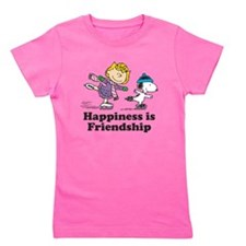 Happiness is Friendship Girl's Tee