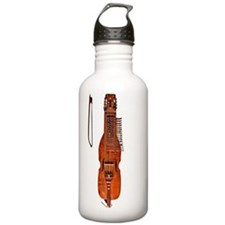 Nyckelharpa Swedish Mu Sports Water Bottle