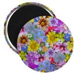 Field of Flowers Magnet