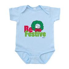 Snoopy: Be Festive Infant Bodysuit