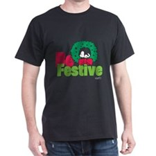 Snoopy: Be Festive T-Shirt