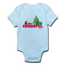 The Peanuts: Be Cheerful Infant Bodysuit