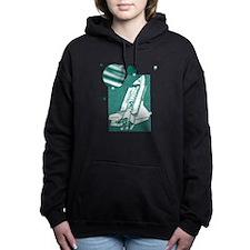 Space Shuttle Women's Hooded Sweatshirt