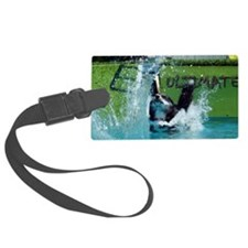 Hold your breath and go for it!! Luggage Tag