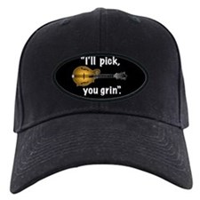 Baseball Hat Mandolin - I'll Pick, You Grin