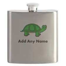 Turtle Design - Add Your Name! Flask