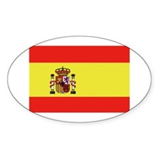 Bandera de España Decal